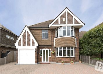 Thumbnail 3 bed detached house for sale in Brenchley Avenue, Gravesend, Kent