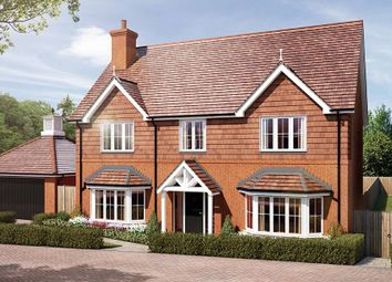 "Thumbnail 5 bedroom detached house for sale in ""The Taymore"" at Gardeners Hill Road, Wrecclesham, Farnham"