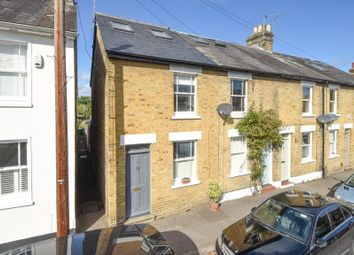 Thumbnail 4 bed end terrace house for sale in New Road, Weybridge