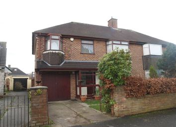 Thumbnail 5 bedroom semi-detached house for sale in Domar Close, Kirkby, Liverpool