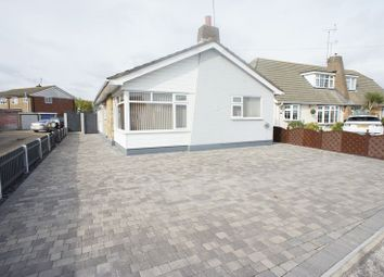 Thumbnail 3 bed bungalow for sale in Meadway, Canvey Island