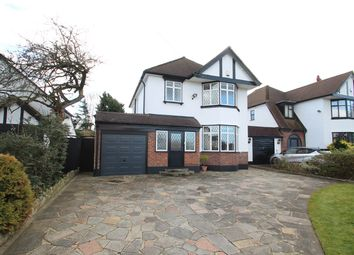 Thumbnail 3 bed detached house for sale in Sherborne Road, Petts Wood, Orpington