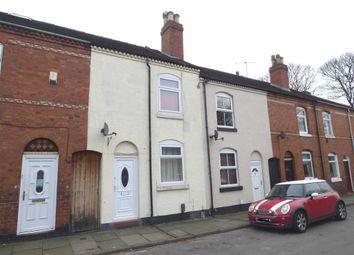 Thumbnail 3 bedroom terraced house for sale in Shelburne Street, Stoke-On-Trent