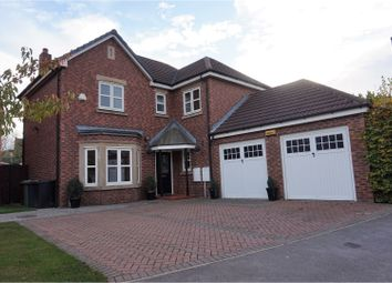 Thumbnail 4 bedroom detached house for sale in Goldsmith Drive, Wakefield