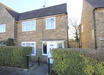 Thumbnail 3 bed semi-detached house for sale in River Close, Ruislip