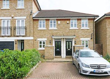 Thumbnail 2 bed terraced house to rent in Ashmore Close, London