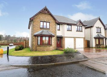 Thumbnail 5 bed detached house for sale in Old Hall Knowe Place, Bathgate, West Lothian