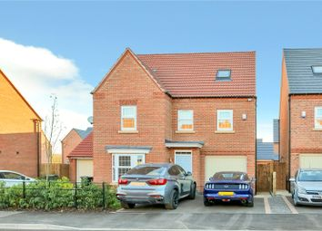 Thumbnail 5 bed detached house for sale in Harvest Drive, Hollygate Park, Cotgrave, Nottinghamshire