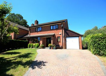 Thumbnail 4 bed detached house for sale in Nelson Court, Hythe, Southampton