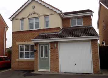 Thumbnail 3 bed detached house for sale in Crown Way, Langley Mill, Nottingham, Derbyshire