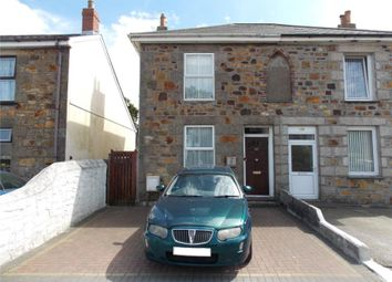 Thumbnail 2 bed semi-detached house for sale in Agar Road, Illogan Highway, Redruth