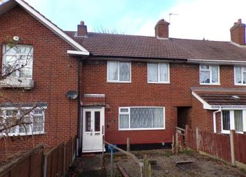 Thumbnail 2 bed terraced house for sale in Jervoise Road, Weoley Castle, Birmingham, West Midlands