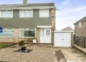 Thumbnail 3 bed semi-detached house for sale in Swallow Lane, Aston, Sheffield