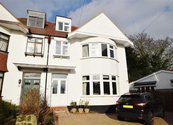 Thumbnail 5 bed detached house for sale in Britannia Gardens, Westcliff-On-Sea, Essex
