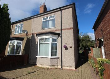 Thumbnail 3 bed semi-detached house for sale in Thompson Street East, Darlington
