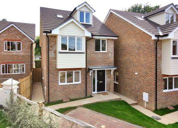 Thumbnail 4 bed detached house to rent in Gossops Green, Crawley, West Sussex