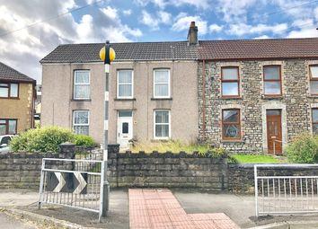 Thumbnail 3 bedroom terraced house for sale in Carmel Road, Winch Wen, Swansea