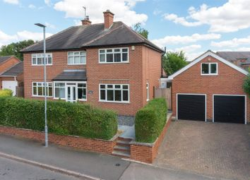 Thumbnail 4 bed detached house for sale in Westfields, Barlestone, Nuneaton