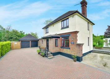 Thumbnail 3 bed detached house for sale in Bedford Road, Turvey, Bedfordshire