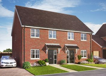 Thumbnail 2 bed semi-detached house for sale in The Galileo At Sycamore Gardens, Epsom