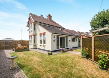 3 bed detached house for sale in Lydd Road, New Romney TN28