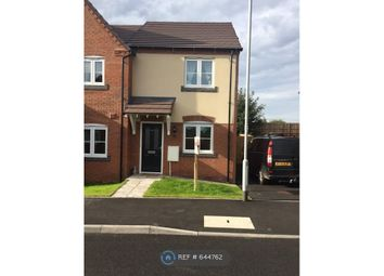 Thumbnail 2 bed semi-detached house to rent in Audley Park, Newport