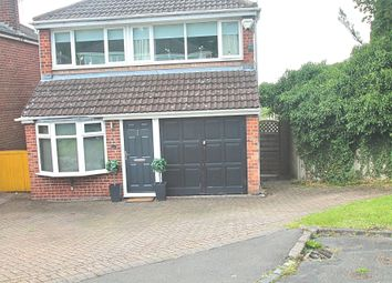Thumbnail 3 bed detached house for sale in Westminster Close, Dudley
