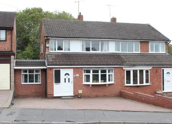 Thumbnail 3 bed semi-detached house for sale in Madeley Road, Kingswinford