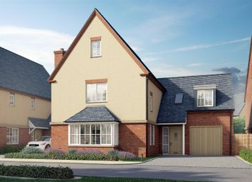 Thumbnail 4 bed detached house for sale in The Jay, Heyford Meadows, Hankelow