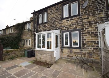 Thumbnail 2 bed cottage for sale in Cop Hill End, Slaithwaite, Huddersfield