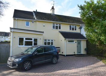 Thumbnail 4 bed property for sale in Valley Road, Newbury