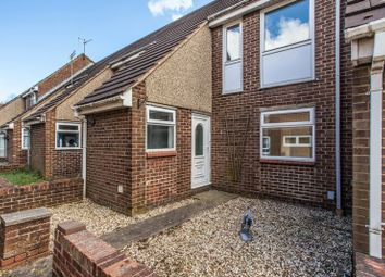 Thumbnail 3 bedroom terraced house for sale in Manton Street, Swindon, Wiltshire