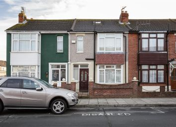 Thumbnail 3 bed terraced house for sale in Petworth Road, Portsmouth