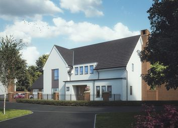 "Thumbnail 5 bedroom detached house for sale in ""Ivy House"" at Ark Royal Avenue, Exeter"