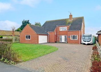 Thumbnail 4 bed detached house for sale in Spilsby Road, Wainfleet All Saints, Skegness