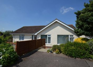 Thumbnail 3 bed detached bungalow for sale in Orchard Way, Honiton, Devon