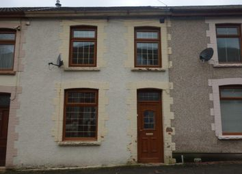 Thumbnail 3 bed terraced house to rent in Trealaw Road, R.c.T