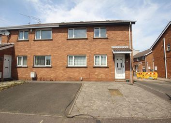 Thumbnail 2 bed flat to rent in Chichester Park Central, Belfast