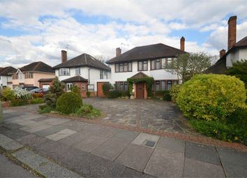Thumbnail 4 bed detached house to rent in Elmgate Gardens, Edgware