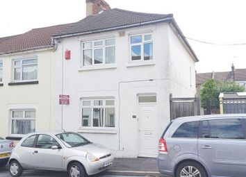 Thumbnail 3 bed end terrace house to rent in Connaught Road, Chatham