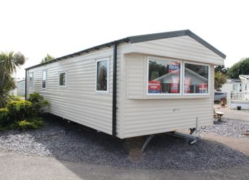 Thumbnail 2 bedroom mobile/park home for sale in Suffolk Sands Holiday Park, Felixstowe