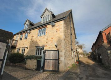 Thumbnail 2 bed semi-detached house to rent in Curzon Cottages, West Street, Oundle, Northants
