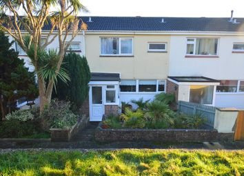 Thumbnail 3 bed terraced house for sale in Peasland Road, Torquay