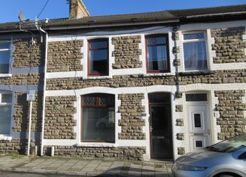 Thumbnail 3 bed terraced house for sale in South Street, Bargoed