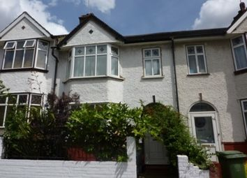 Thumbnail 3 bed terraced house to rent in Barriedale, London
