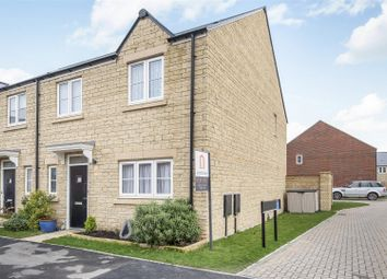 Thumbnail 3 bed semi-detached house for sale in Shergold Road, Bampton
