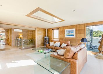 3 bed property for sale in The London House Boat, London SW18