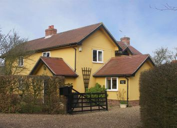 Thumbnail 4 bed cottage for sale in West Hall Road, Rickinghall, Diss