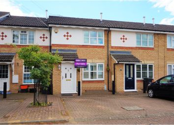 Thumbnail 2 bed terraced house for sale in Graythwaite Close, Swindon