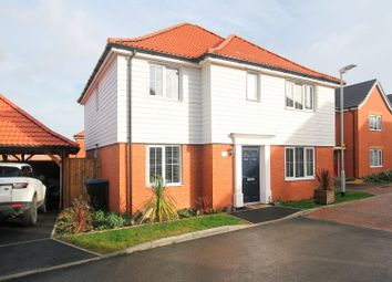 Thumbnail 5 bed detached house for sale in Cordale Road, Aylesham, Canterbury